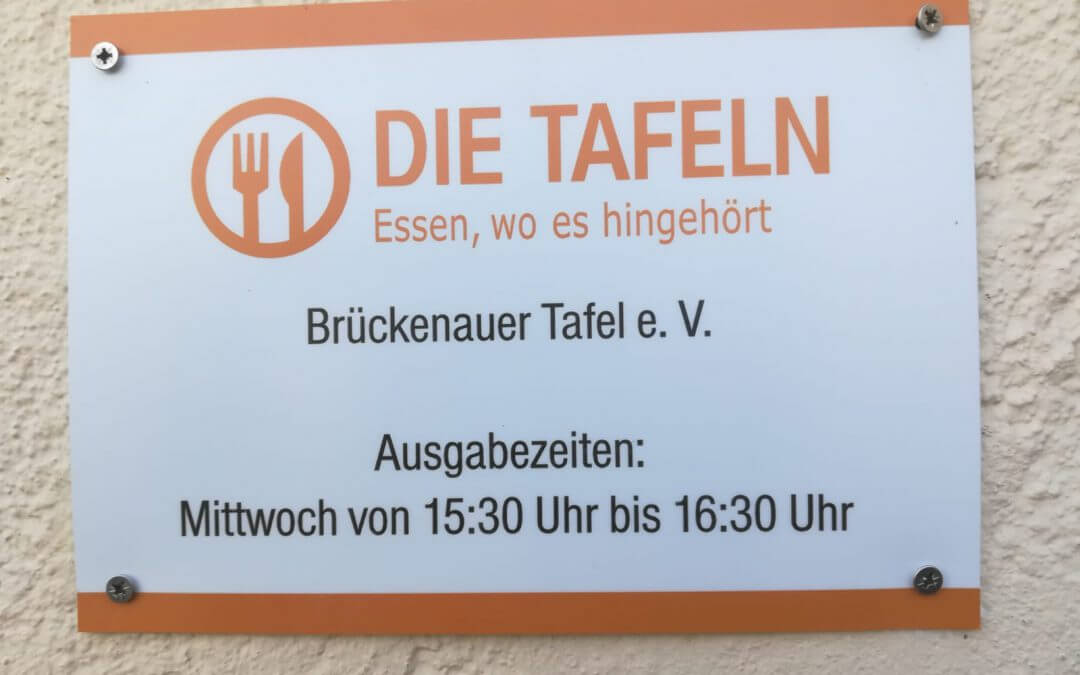 Bad Brückenauer Tafel sucht neue Räume