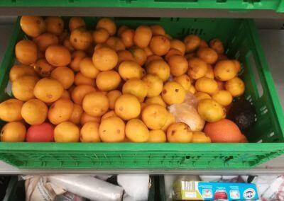 Obst Tafel Bad Brückenau