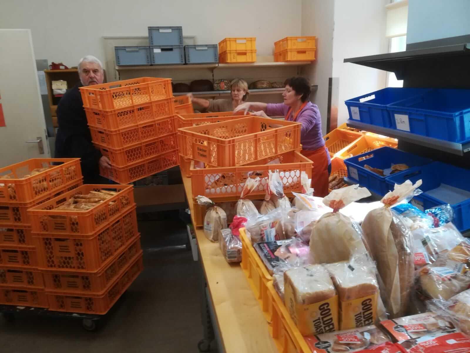 Tafel Bad Brückenau Lebensmittelspenden
