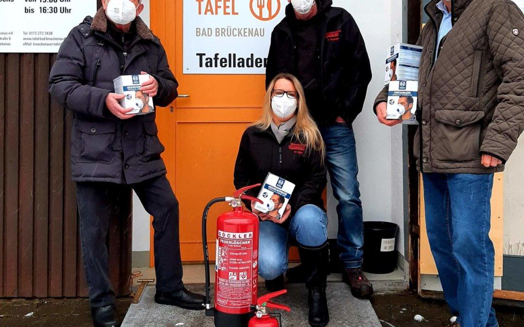 Herzlichen Dank der Firma Brandschutz Schindler