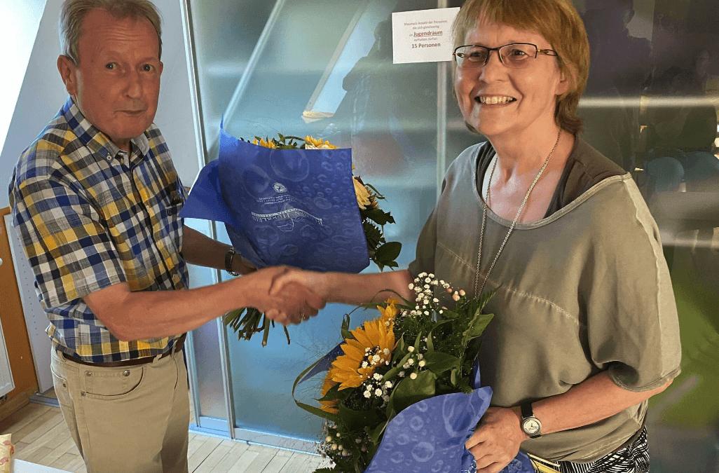 Die Tafel Bad Brückenau e.V. hat eine neue Vorsitzende: Susanne Wasserbauer