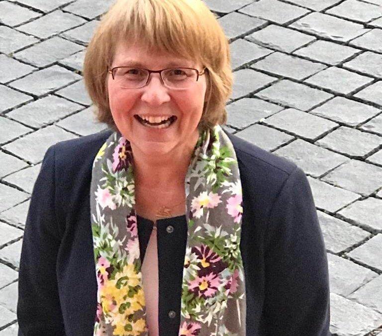 """""""So spannend waren meine ersten Tage"""" – Susanne Wasserbauer Tafel Vorsitzende"""